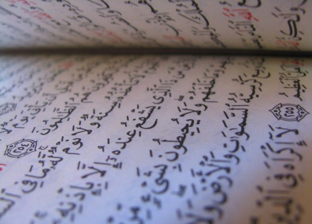 quran, holy, book